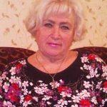 Валентина Григорівна Політаєва, керівник студії художнього слова «Юність»